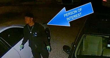 Overbrook person of interest