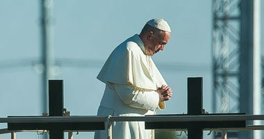 File photo of Pope Francis