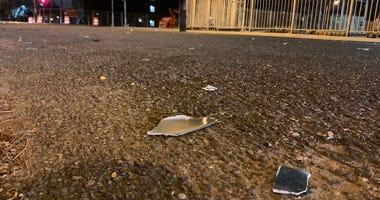 Scene of hit-and-run near Temple University