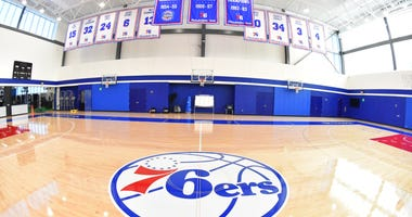 Sixers practice facility