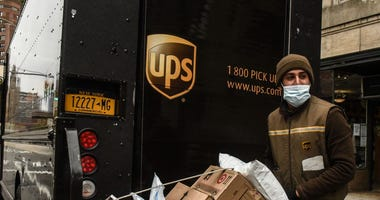 UPS announces big increase in holiday shipping fees due to COVID-19