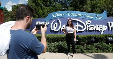 Disney World reopens as COVID-19 cases continue to rise in Florida