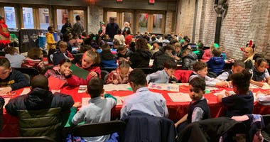 26th Police District Christmas Party