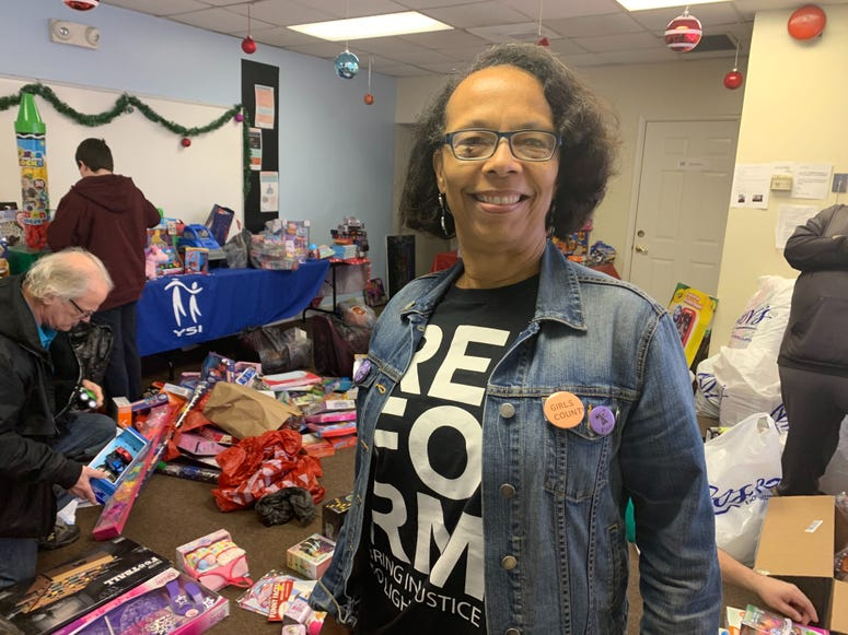 Gwendolyn Bailey, executive director of Youth Service Inc.