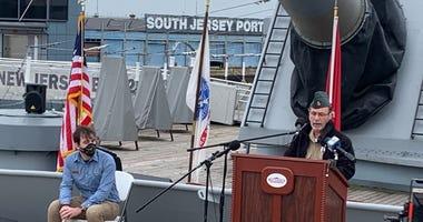 Battleship New Jersey Memorial Day 2020