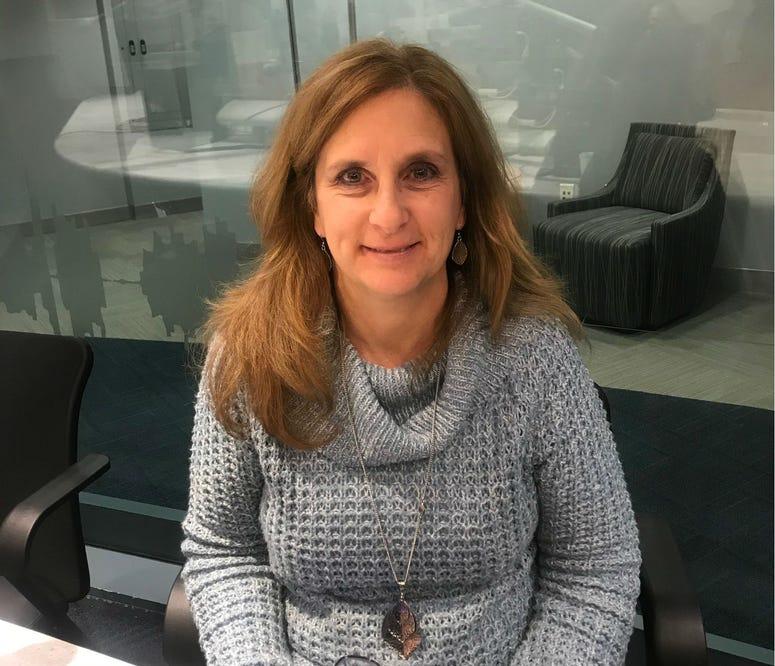 Kathleen Van Stine, senior director of community relations for Spectra Care Foundation.