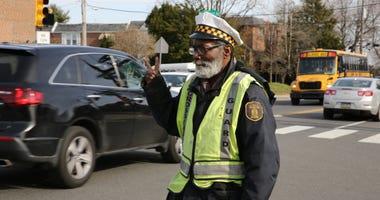 Beloved crossing guard Arthur Culbreth