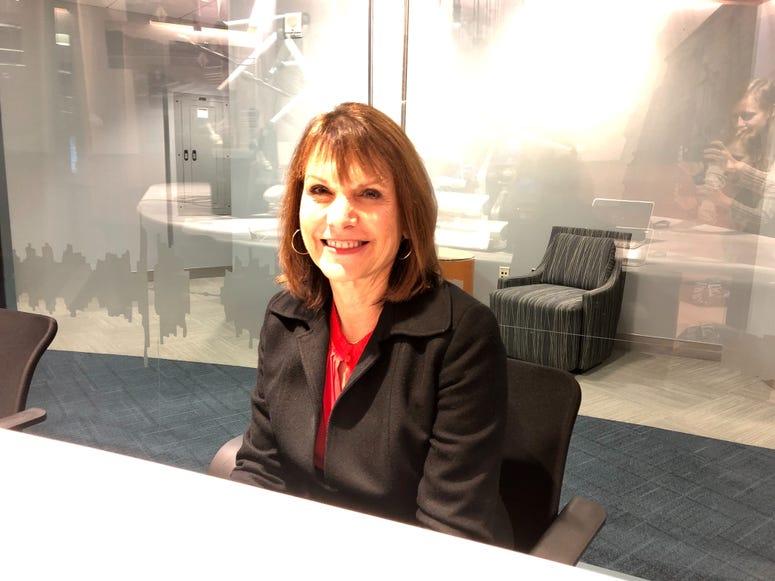 Lu Ann Cahn, board member of Living Beyond Breast Cancer