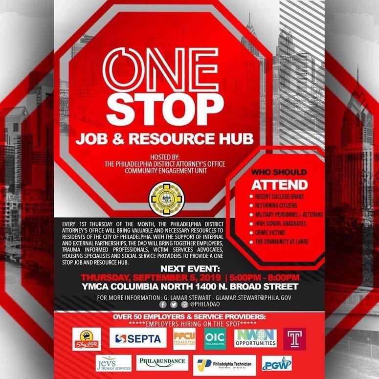Mobile One-Stop Job and Resource Hub