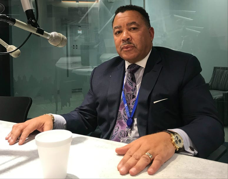 Kevin Bethel, new special adviser on public safety for the Philadelphia School District.