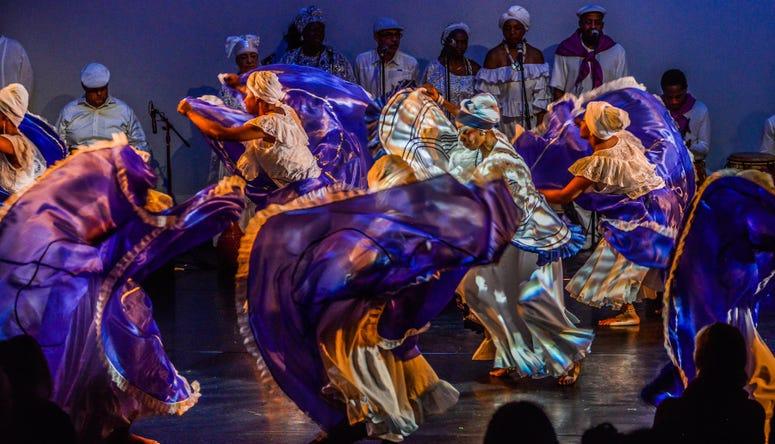 Kulu Mele African Dance & Drum Ensemble