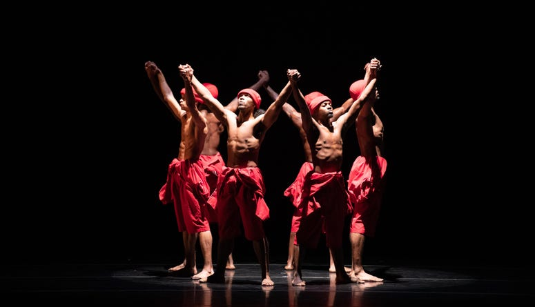 International Conference and Festival of Blacks in Dance