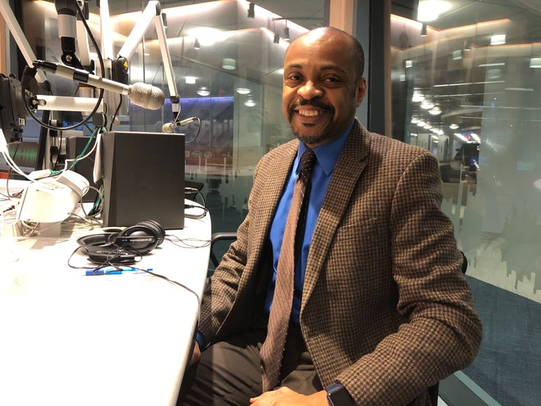 Reggie Shuford, executive director of the ACLU of Pennsylvania