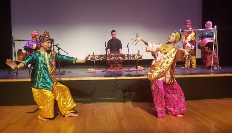Performance during PAAFF 2018