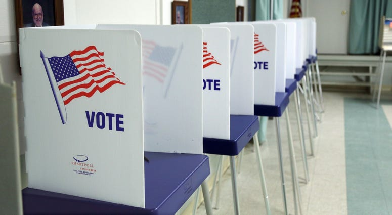 A woman in Texas was sentenced Wednesday to a five-year prison term for voting illegally in 2016.