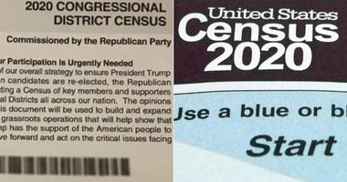 Census mailers