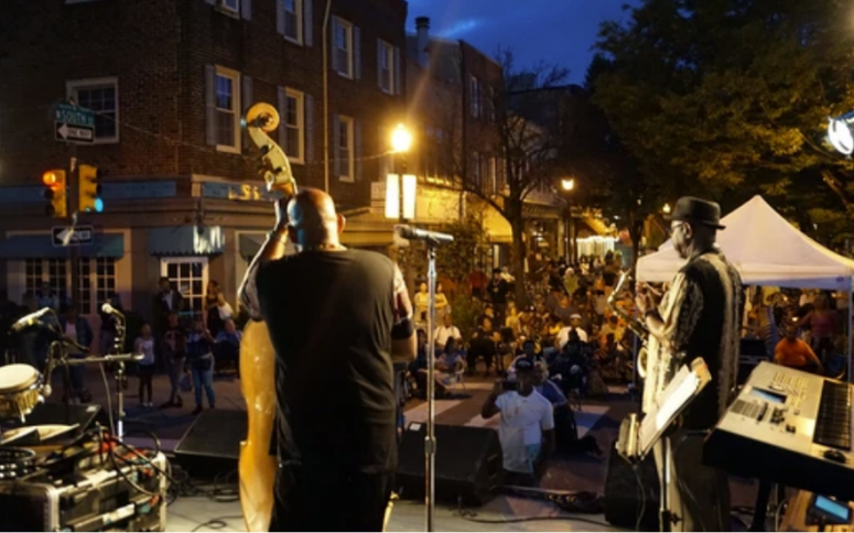 Philadelphia Jazz and Soul Festival