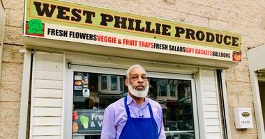 Arnett Woodall of West Phillie Produce