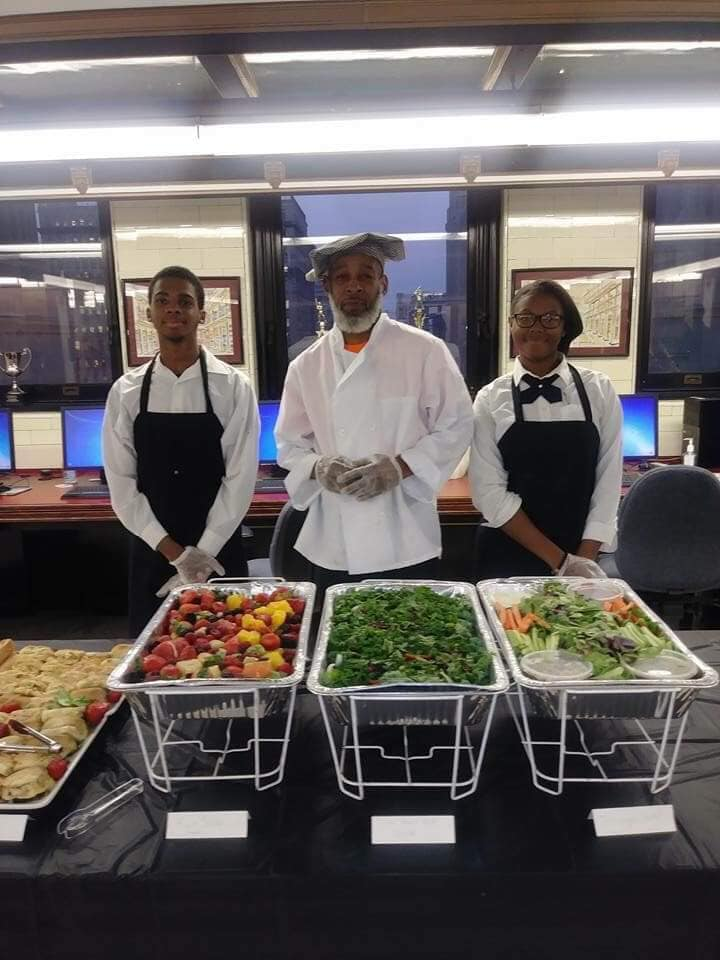 West Phillie Produce community cooking class