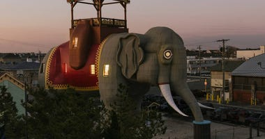 Lucy the Elephant Airbnb