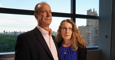 im and Evelyn Piazza, parents of Timothy Piazza who died after hazing at Penn State