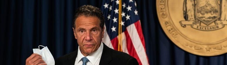 Gov. Cuomo says all New York school districts can reopen as infection rates remain low