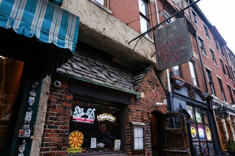 The Khyber Pass Pub