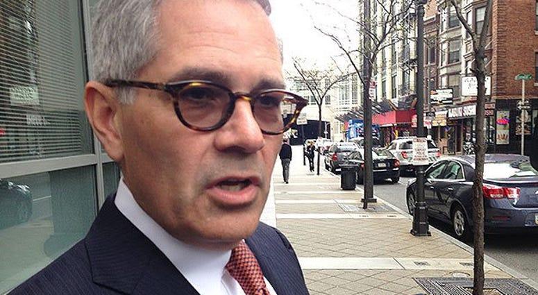 Philadelphia District Attorney Larry Krasner
