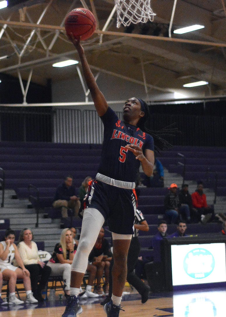 Lincoln senior guard Kwanza Murray is averaging 22 points a game.