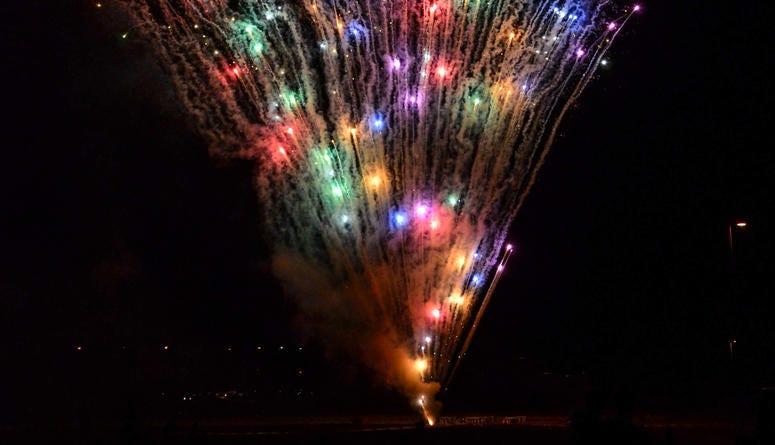 Upper Dublin Township fireworks