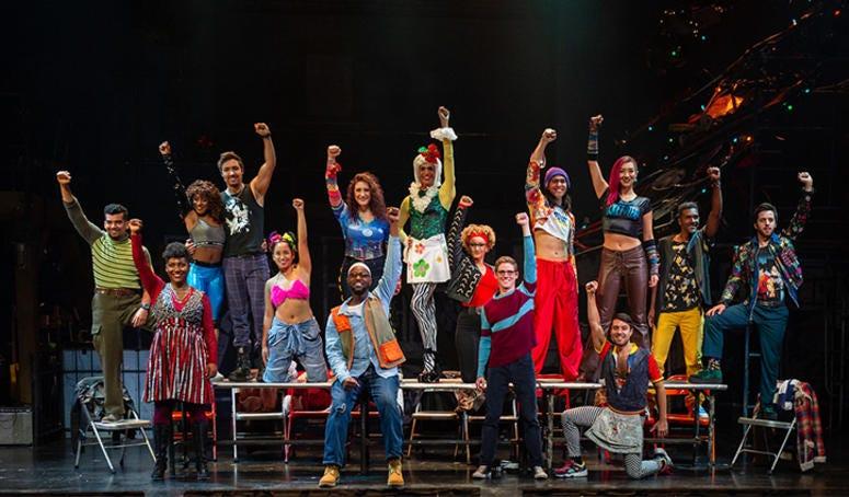 Broadway Philadelphia's RENT
