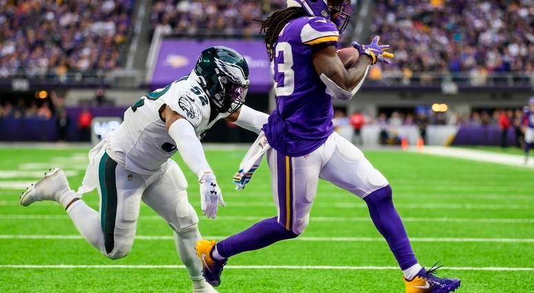 Eagles vs. Vikings