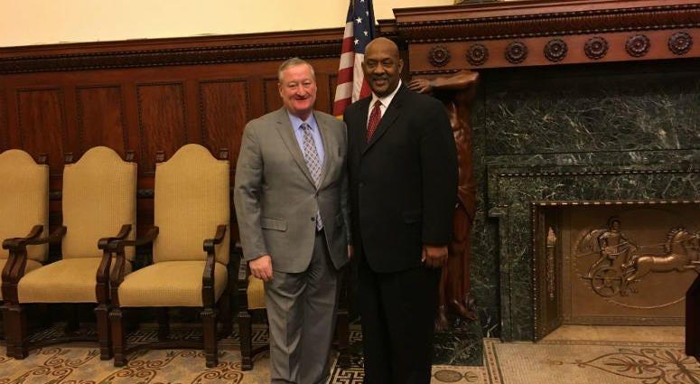 Mayor Kenney / Dwight Evans