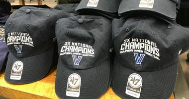 Villanova National Championship Gear