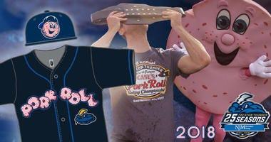 Trenton Pork Roll Thunder