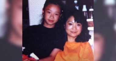 Jeanette and Jennifer Tong