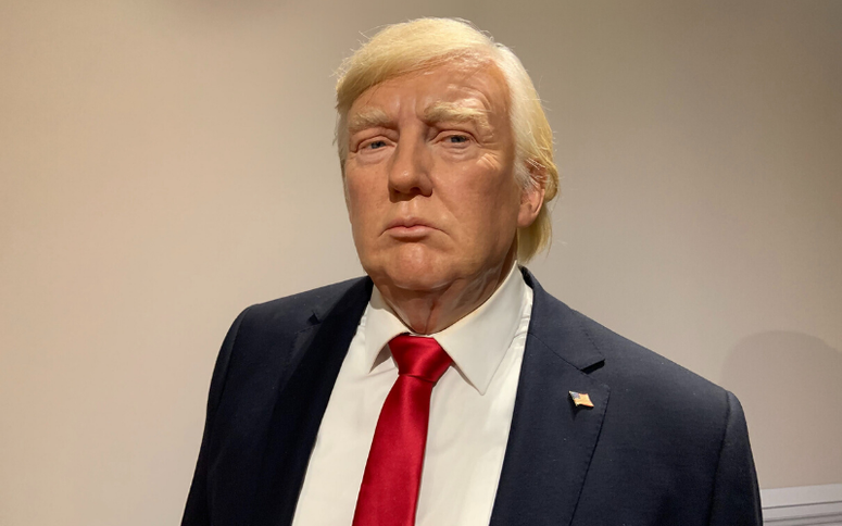 """The Presidents by Madame Tussauds"" exhibit at The Franklin Institute"