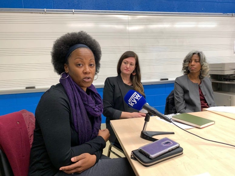 Principals at some of Philadelphia's most improved schools share strategies for success