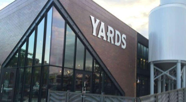 Yards Brewery