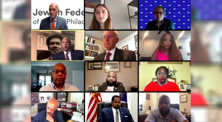 Black and Jewish leaders condemn anti-Semitic post local NAACP President Rodney Muhammad