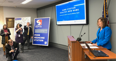 SEPTA changes station to Penn Medicine
