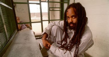 Former Black Panther and convicted cop killer Mumia Abu-Jamal, seen in this undated file photo, will be spared the death penalty, the Philadelphia district attorney announced on Wednesday, December 7, 2011, bringing a quiet end to a racially charged case