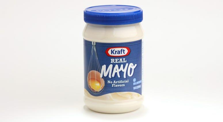 Kraft mayonnaise