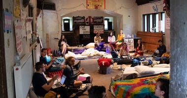 Swarthmore College sit-in