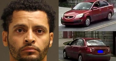 Justo Smoker was charged in the kidnapping of 18-year-old Linda Stoltzfoos, who was seen in video being abducted by someone in a red Kia Rio matching Smoker's.