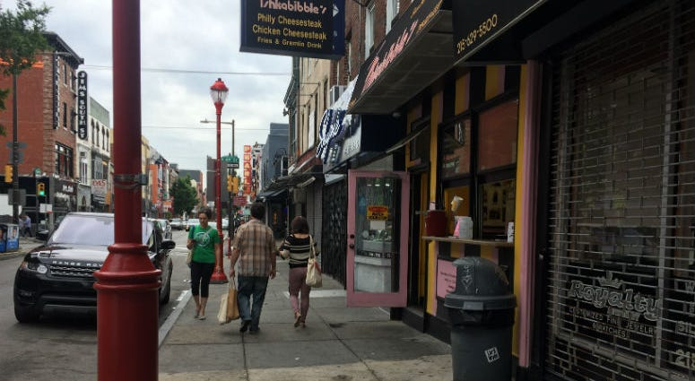 Police are enforcing a new summer curfew for teens on South Street.