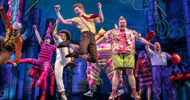 SpongeBob SquarePants on Broadway