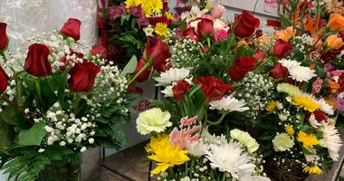 Valentine's Day is the busiest day of the year for 133-year-old shop Stein Your Florist Co.