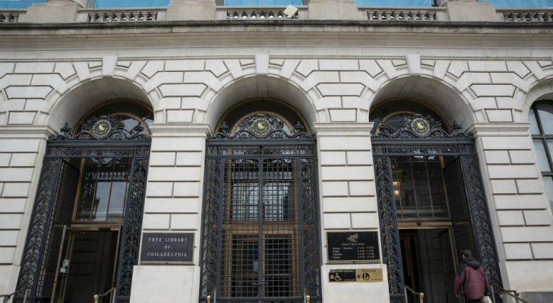 Free Library of Philadelphia.
