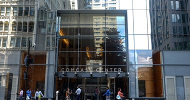 Comcast Center.